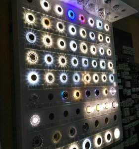 Светильники и люстры