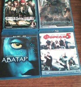 Blu ray фильмы