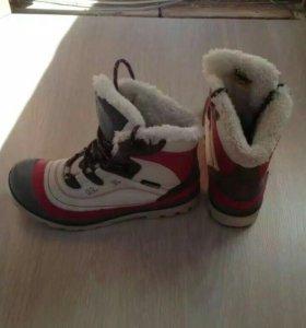 Зимние ботинки (кроссовки)