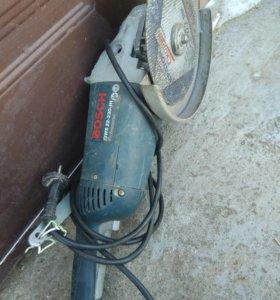Шлеф машинка(балгарка)Bosch