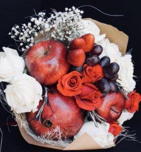 Букет из фруктов или овощей