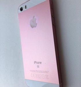 Айфон 5se на гарантии