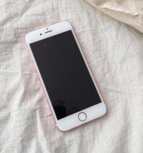 iPhone 6s 64 gb полный комплект