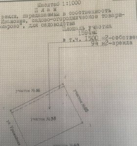 Участок, 1594 сот., сельхоз (снт или днп)