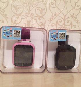 Часы Smart Baby Watch Q100 \ GW200s