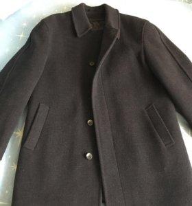 Пальто мужское 62