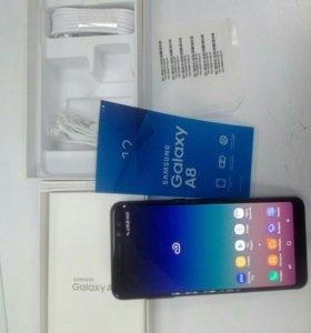 Samsung A8 НОВЫЙ!!!