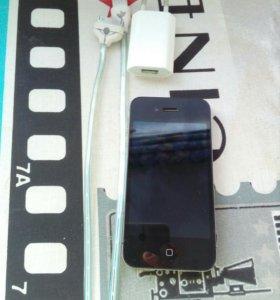 Телефон смартфон Apple iPhone 4