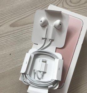Новая гарнитура от IPhone 7