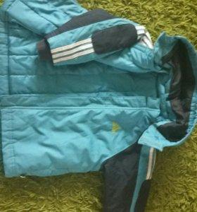 Куртка(осень-весна)Adidas