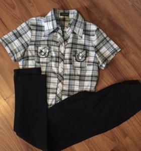 брюки+рубашка