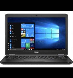 Dell Latitude 5480-7812 Black