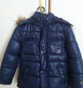 Куртка осень-зима Barilotto 116.Состояние новой