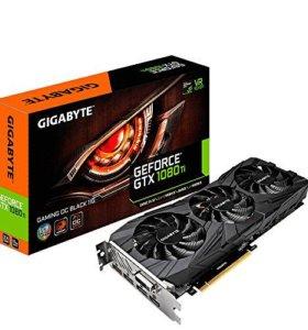 Видеокарта Gigabit GeForce CTX 1080Ti OC -11Gb