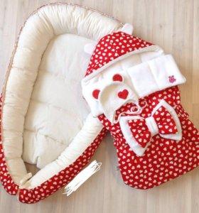 Продам комплект для новорожденного