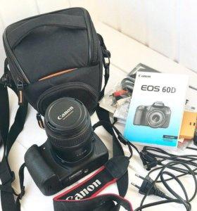 Canon EOS 60D + EFS 17-85