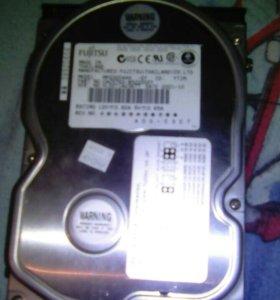 Жёсткий диск Fujitsu