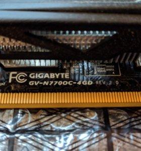 Gigabyte gtx 770 oc2 4gb