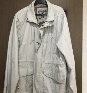 Куртки Quiksilver и Columbia