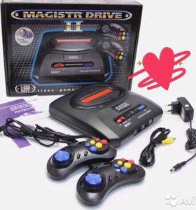 Sega Sebastian Magistr Drive