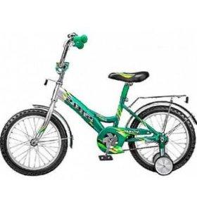 Детский велосипед Stels Talisman Сhrome