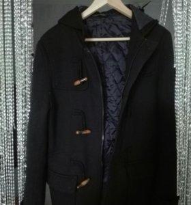 Пальто мужское Zara.размер М