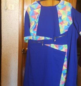 Платье размер 60