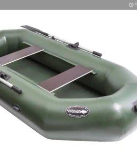 "Лодка ПВХ ""Пиранья"", модель 2М"