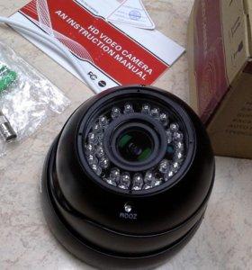 Купольная AHD камера для видеонаблюдения kkmoon