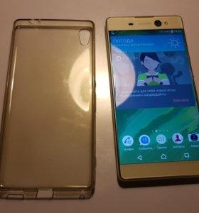 Телефон Sony Experia XA Ultra