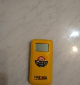 Лазерная рулетка+измеритель влажности дерева,стяж.