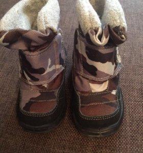 Ботинки Alaska originale 20 размер