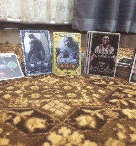 Карточки Мортл Комбат