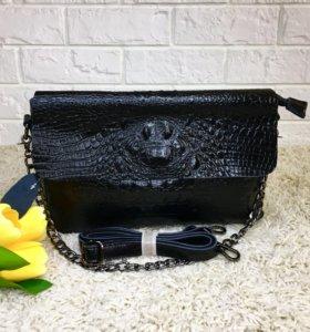 Кожаная женская сумка. Натуральная кожа