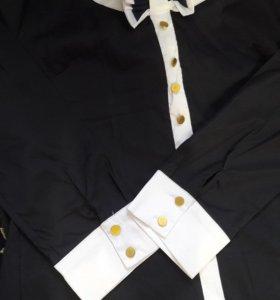 НОВАЯ рубашка 48размер !!!!!