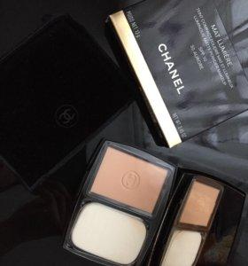 Компактная пудра Chanel mat lumiere