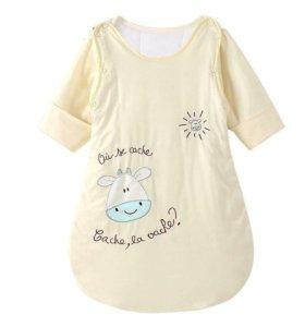 Новый Спальный мешок для малыша