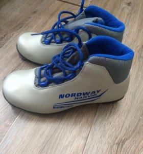 Лыжные ботинки детские Nordway 36, 37 размер
