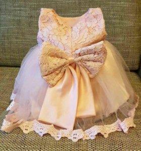 Платье (2-5мес.)