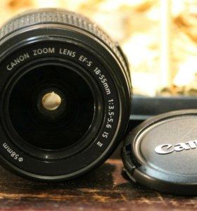 Сanon EFS 18-55 mm 1:3.5-5.6 IS II