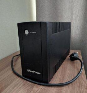 ИБП (UPS) CyberPower UT1050EI