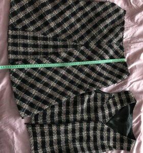 Костюм юбка и безрукавка