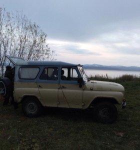 УАЗ 469, 1983