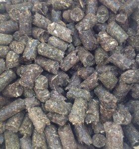 Травяная гранула