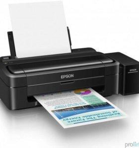 Принтер струйный Epson L 312