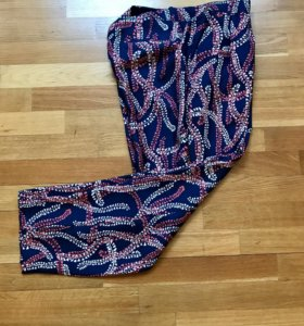 Шелковые брюки JCrew J Crew новые