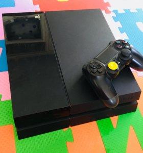 PS4 500гб