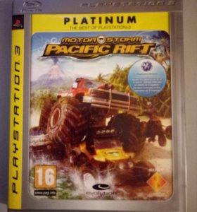 Motormstorm:Pacific Rift Platinum
