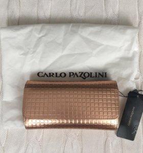 Новая сумка клатч Carlo Pazolini