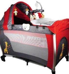 Манеж-кровать Avanti My Baby Flame